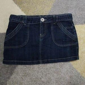 Guess Denim Mini Skirt - Size 24